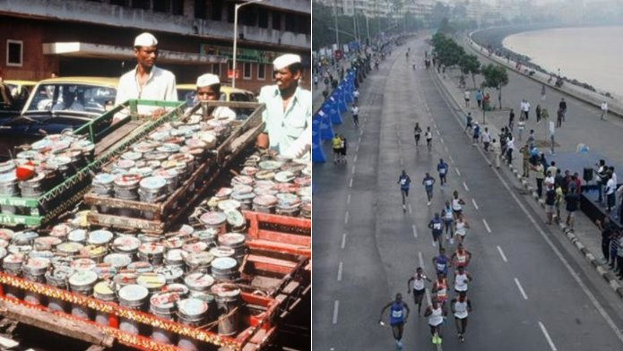 Mumbai Marathon 2018: Dabbawalas take part to promote their 'Roti Bank' initiative