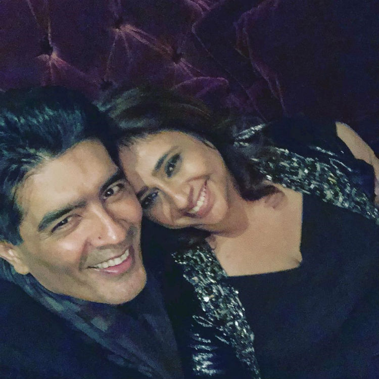 Manish Malhotra's lovely birthday wish for Kaajal Anand