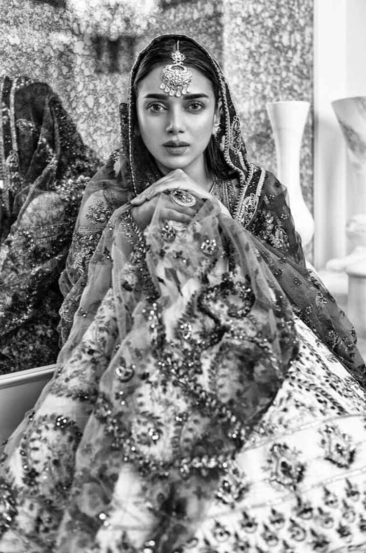 Aditi Rao Hydari in royal avatar for a magazine shoot
