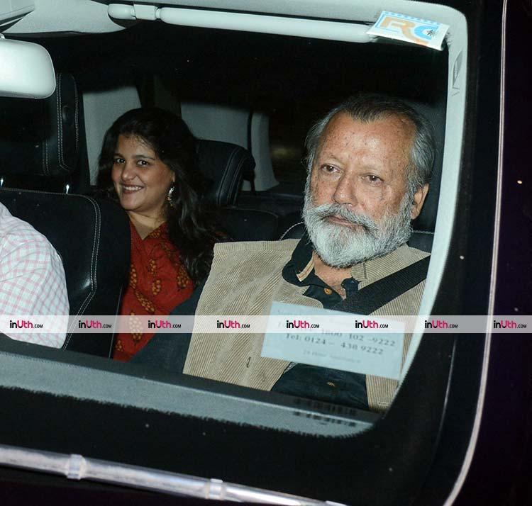 Sanah Kapoor at the special screening of Padmaavat