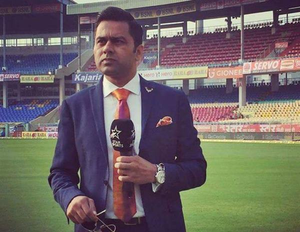 Aakash Chopr – Former Indian cricketer