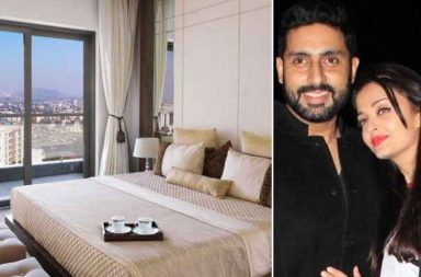 In Pics: Aishwarya Rai and Abhishek Bachchan's new apartment