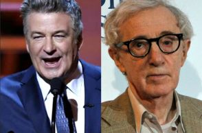Alec Baldwin Woody Allen, sexual harassment, Me Too, To Rome With Love Alec Baldwin, Woody Allen movies