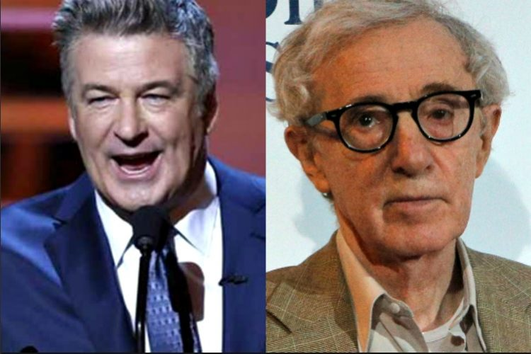Alec Baldwin calls Woody Allen's renunciation by Hollywood 'unfair and sad'