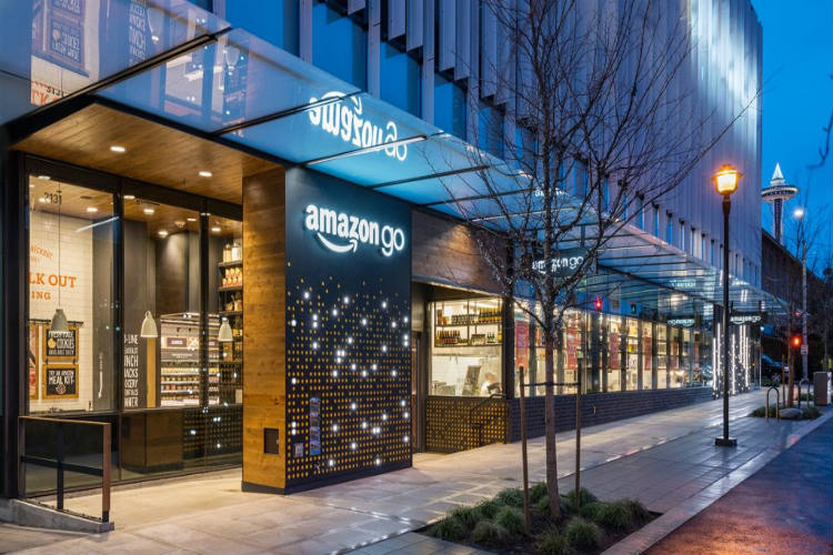 Amazon's cashier-less store meant to get rid of queues, ends up drawing more