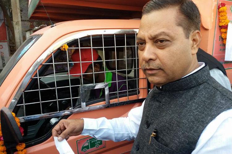 Banwari Lal Singhal, BJP, MLA