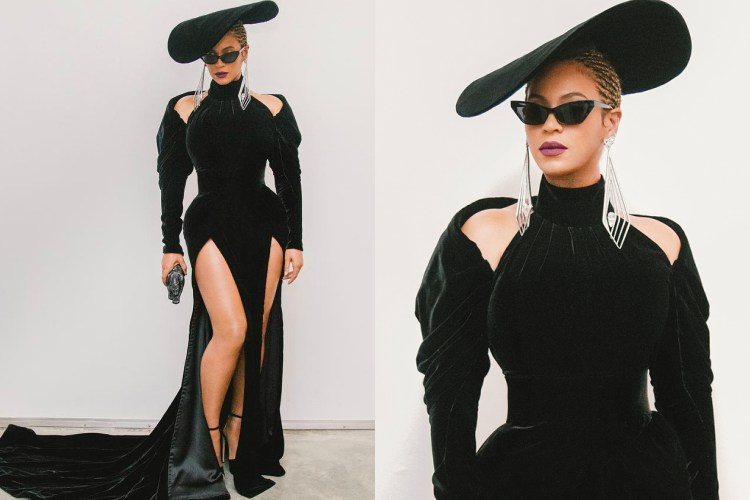 Beyonce at the Grammy Awards 2018