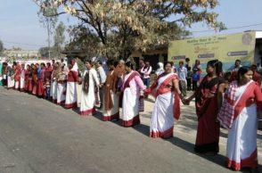 Bihar Human Chain