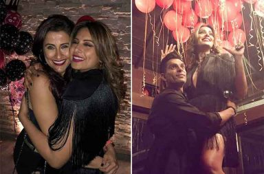 In Pics: Bipasha Basu's birthday celebrations