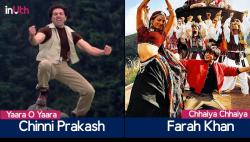 These 8 Bollywood choreographers from the 1990s damaged you for life