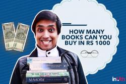 #Rs1000Challenge: How many books can you buy in Rs 1000?