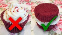 Cupcakes to chicken wings: 7 food items you've been eating all wrong