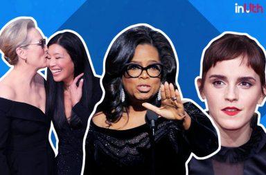 Oprah Winfrey, Emma Watson, Meryl Streep, Ai-jen Poo | Photo created for InUth.com
