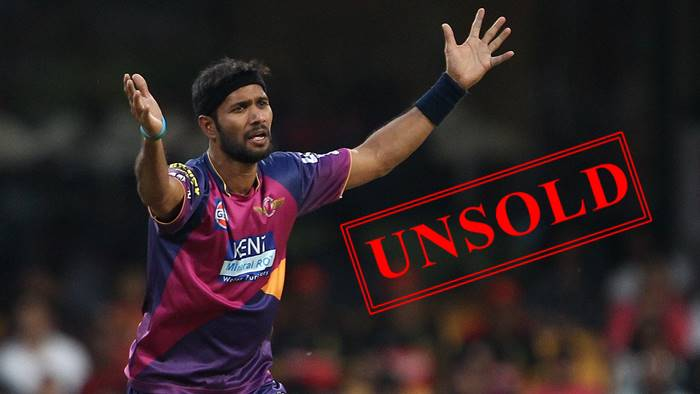 Ashoke Dinda reamins unsold in IPL 2018 auctions