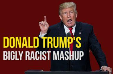Donald Trump, Racist