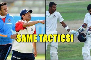 Kohli-Pandya reverse swing, Dravid-Tendulkar reverse swing tactics, Vernon Philander, Morne Morkel, Chris Cairns, India vs South Africa 2nd Test, India vs New Zealand Test, IND vs SA, IND vs NZ