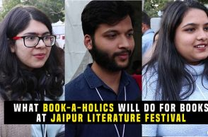 Jaipur Literature Festival, books, authors, JLF 2018, readers