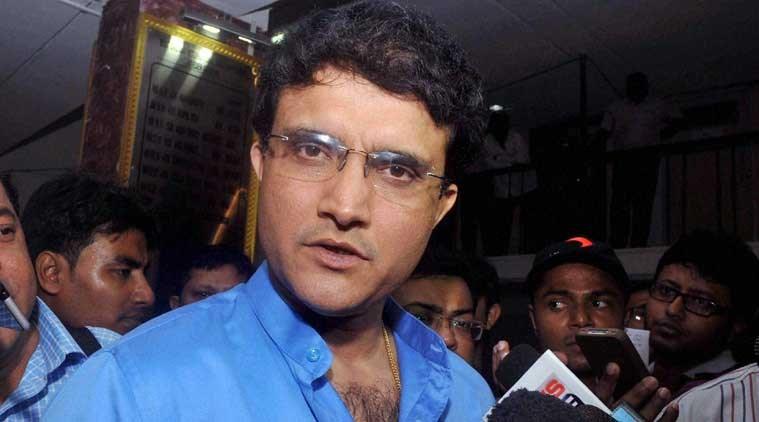 Sourav Ganguly – Former Indian Captain