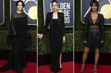 Golden Globe Awards 2018 photos