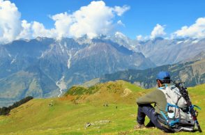 Himalayas, Mountain, Trip, Trekking