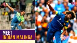 Meet Athiyasayaraj Davidson, Indian Lasith Malinga whose stats will impress you!