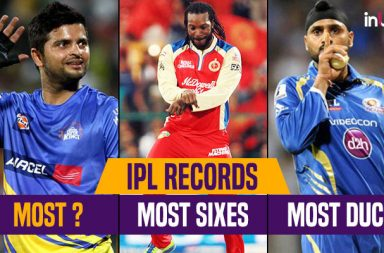 IPL Records: Chris Gayle's 265 sixes to Harbhajan's most ducks, here's the full list