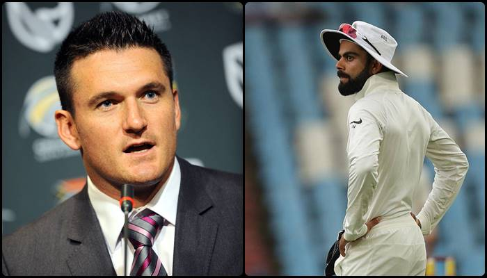 Graeme Smith questions Virat Kohli's captaincy skills, says he is not a long-term option