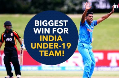 Anukul Roy Under-19 World Cup, Who is Anukul Roy. Anukul Roy, Prithvi Shaw, Under-19 World Cup 2018, India vs Papua New Guinea, Kamlesh Nagarkoti, Shivam Mavi, India's biggest win in Youth ODIs