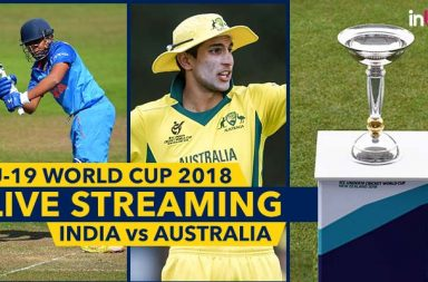India vs Australia, ICC U-19 World Cup Live Streaming: Watch Live Coverage on Star Sports 1 & Live Streaming on Hotstar