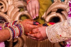 In today's WTF News: Woman poses as man, marries two women for dowry