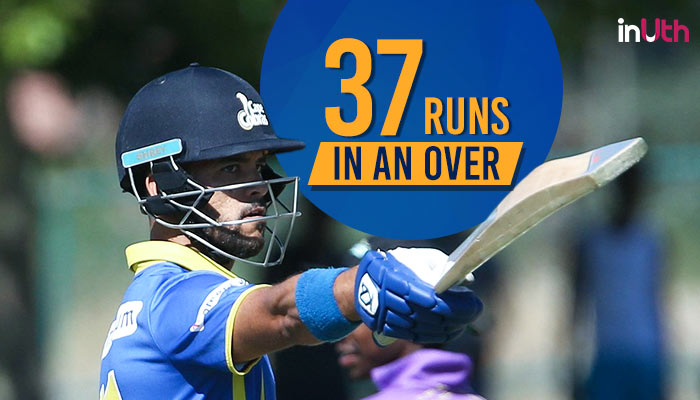 JP Duminy scores 37 runs in a single over, makes a statement before IPL 2018 auction