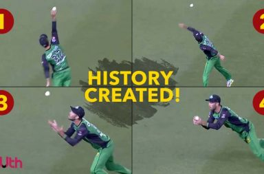 Glenn Maxwell scripts history, sets record of taking most catches in BBL