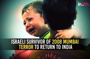 Moshe Holtzberg, Israeli, Mumbai Terror Attack Survivor