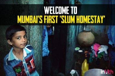 Mumbai, Slum Homestay