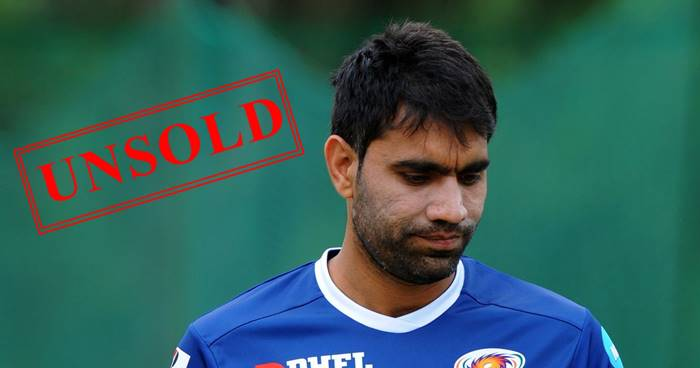 Munaf Patel reamins unsold in IPL 2018 auctions