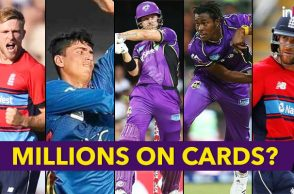 IPL 2018 auction new players, IPL 2018 auction new faces, D'Arcy Short, Evin Lewis, Jofra Archer, Ben McDermott, Mujeeb Zadran, Ashton Agar, Lungisani Ngidi, Dawid Malan, David Willey, Mitchell Santner