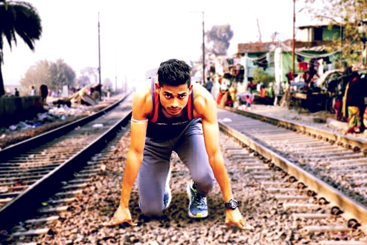 From slums to Jamaica, India's own Usain Bolt, Nisar Ahmed!