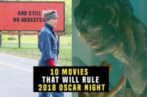 Oscars 2018, 90th Academy Awards, Jimmy Kimmel, Shape of Water, 3 Billboards, Dunkirk, Christopher Nolan