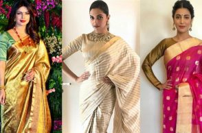 Pongal saree trends