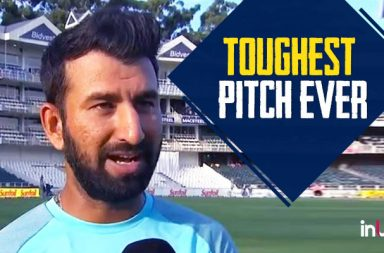 'Wanderers pitch was the toughest I've ever played on', admits Cheteshwar Pujara