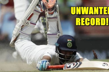 Cheteshwar Pujara, Cheteshwar Pujara runout in both innings, Cheteshwar Pujara Test record, Full list of players runout in both innings, India vs South Africa 2nd Test 2018, IND vs SA