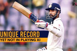 Ajinkya Rahane's this unique Test record is the proof that he deserves to be in the playing XI against SA