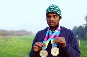 Rajbir Singh, the Special Olympics gold medalist who is struggling for a living