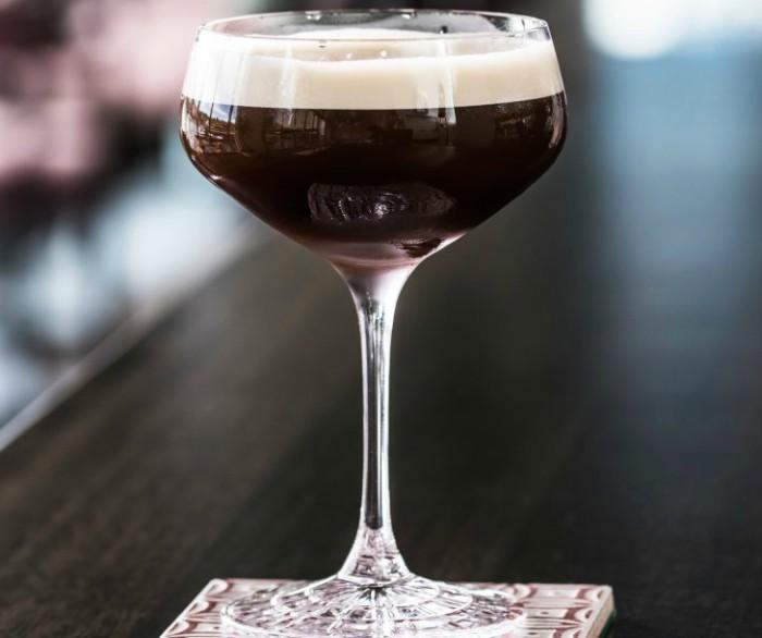 Reverse Espresso Martini