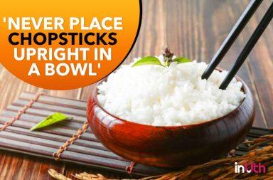 Chopstick Superstition