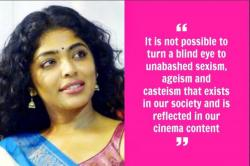 Wage gap to sexism: Actress Rima Kallingal discusses issues we like sweeping under the rug