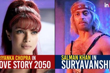 Salman Khan Suryavanshi, Priyanka Chopra Love Story 2050 | Photo created for InUth.com