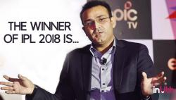 IPL 2018: Virender Sehwag predicts winner of the 11th edition, it's not CSK or MI
