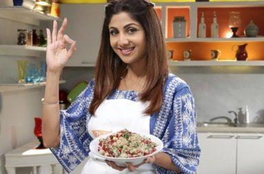 Shilpa Shetty Food Recipes