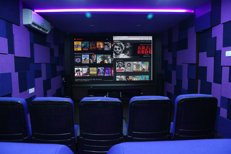 Bengaluru will #NetflixAndChill with a streaming theatre and we are very jealous